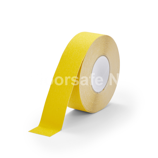 Grip tape in yellow 50mm width