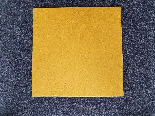 FRP Floor Tile in Safety Yellow