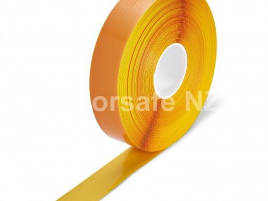 PermaStripe Smooth line marking tape 50mm x 30m yellow